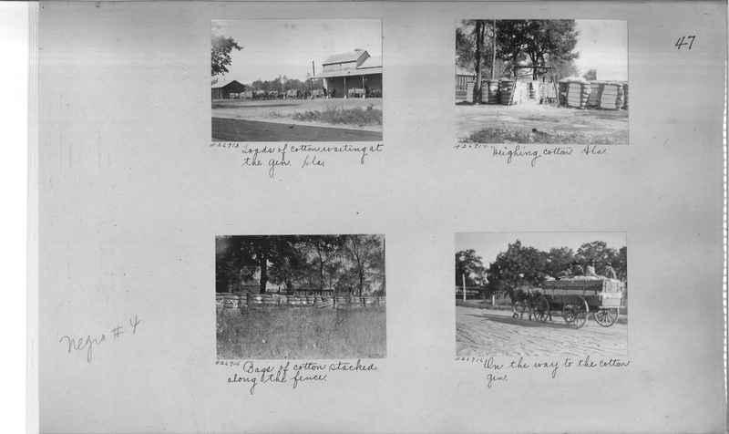 Mission Photograph Album - Negro #4 page 0047