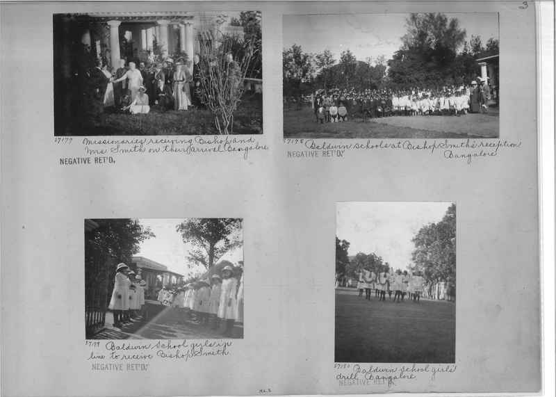Mission Photograph Album - India #10 Page 0003