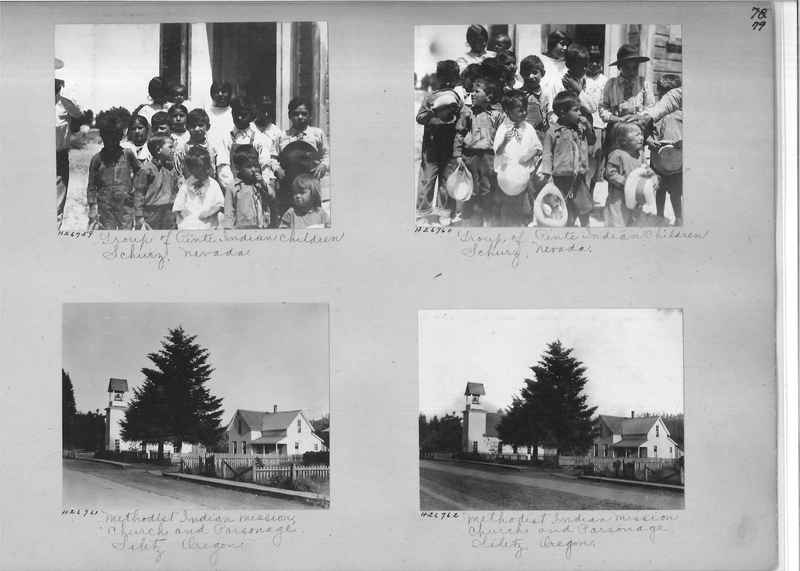 Mission Photograph Album - Indians #2 page_0079