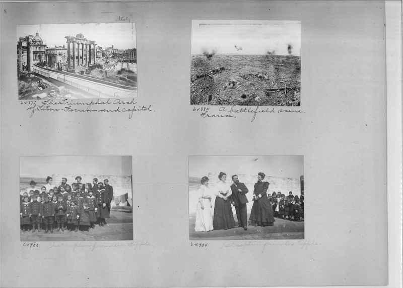 Mission Photograph Album - Europe #05 Page 0008