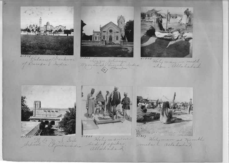 Mission Photograph Album - India #06 Page_0002