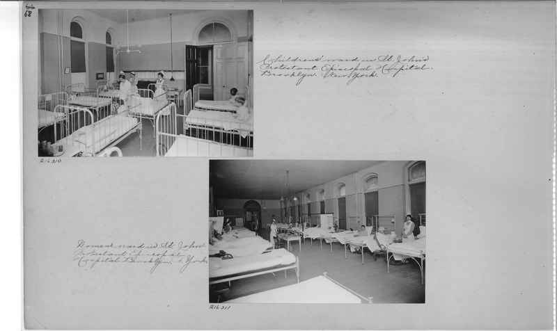 Mission Photograph Album - Hospitals and Homes #1 page 0068