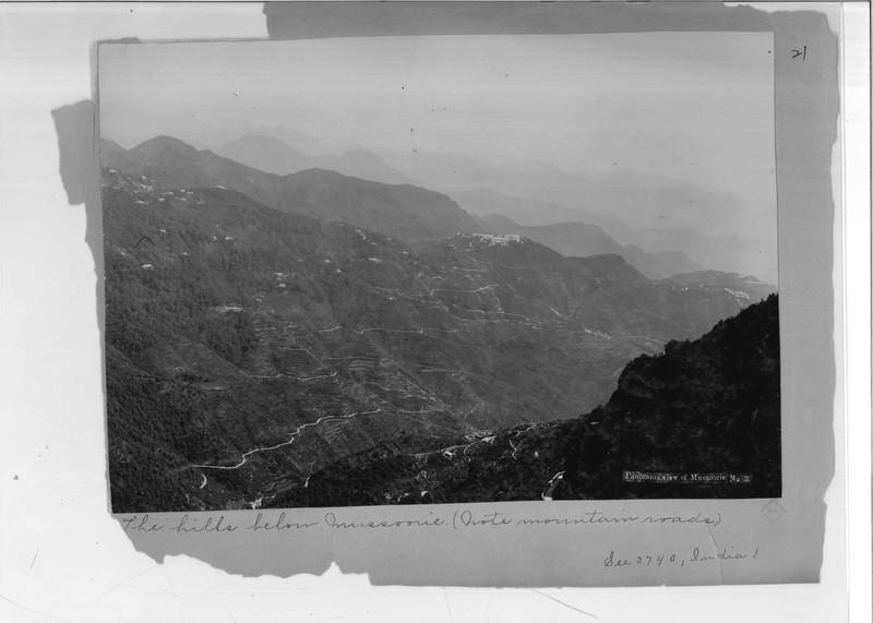 Mission Photograph Album - India - O.P. #02 Page 0021