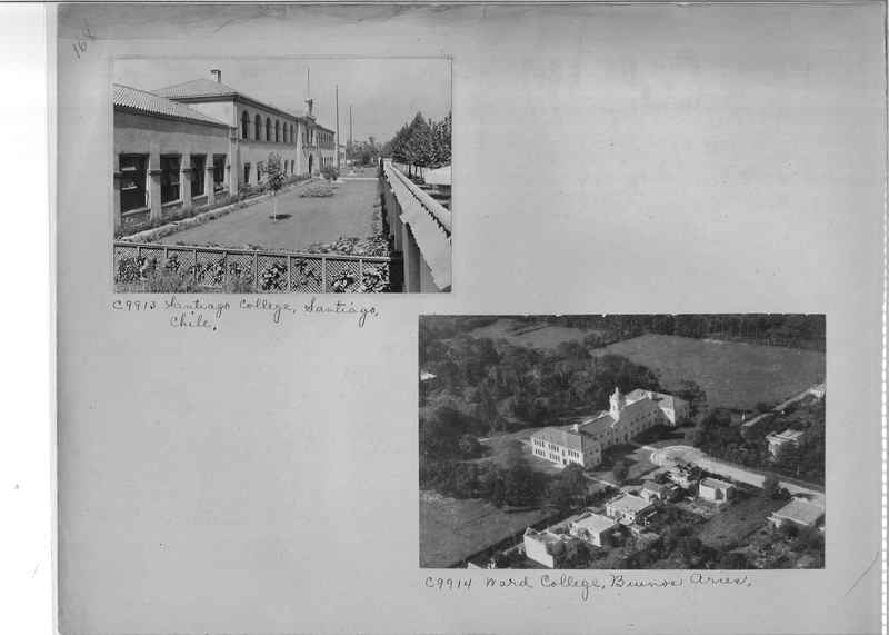 Misson Photograph Album - South America #8 page 0168