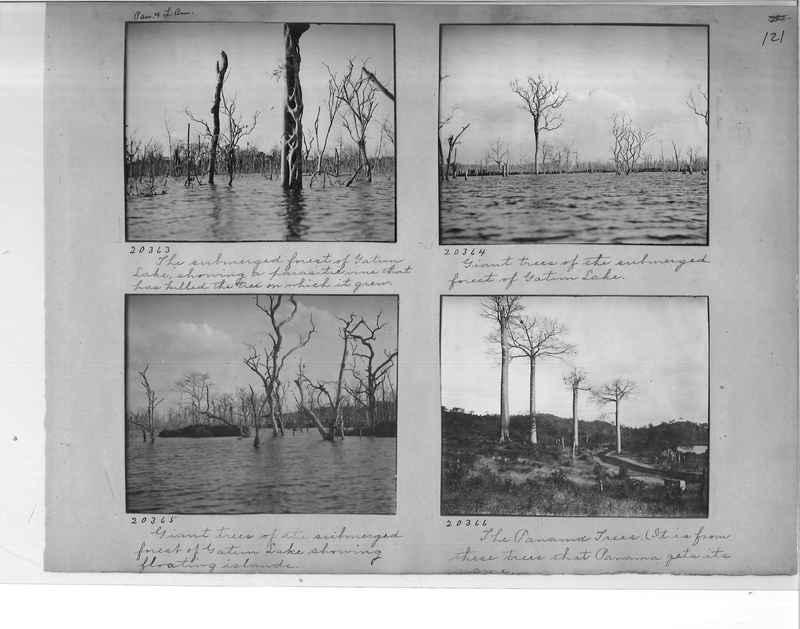 Mission Photograph Album - Panama #1 page  0121
