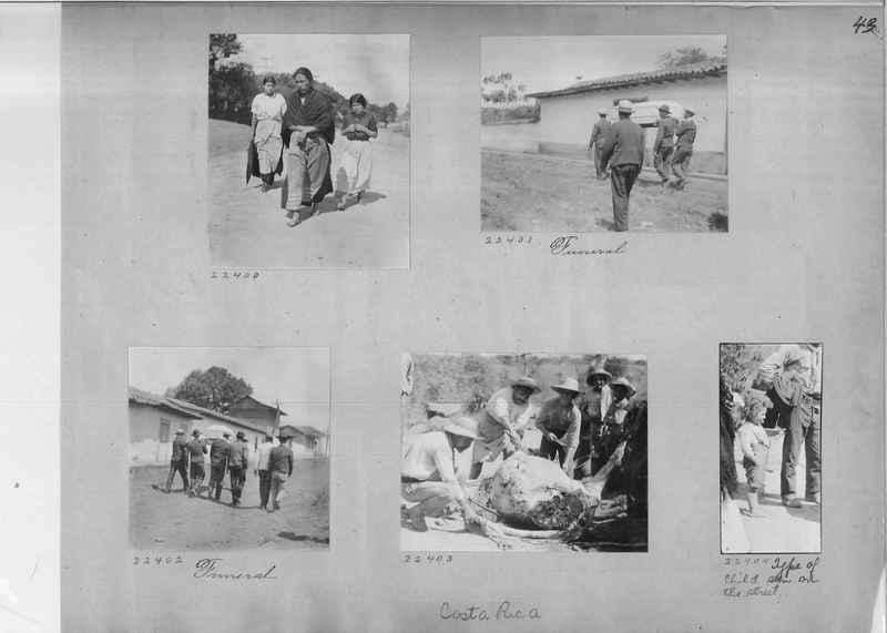 Mission Photograph Album - Panama #02 page 0043