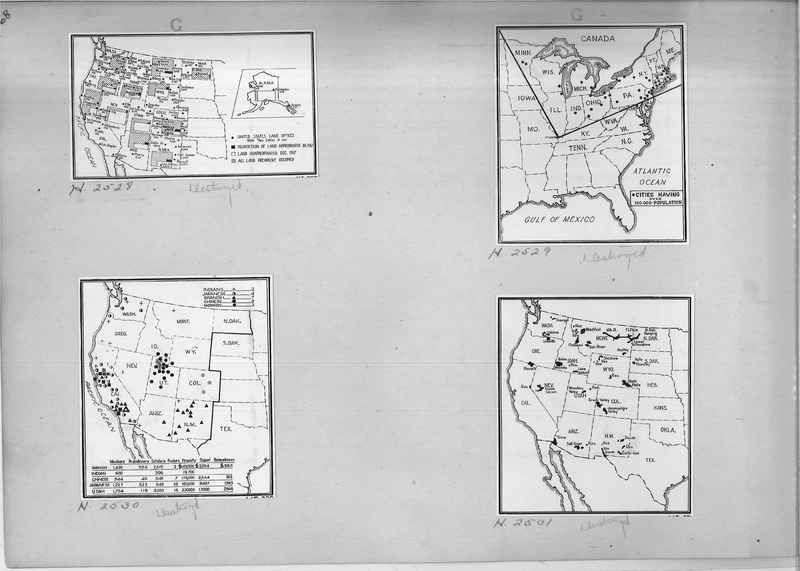 Mission Photograph Albums - Maps-Charts #01 Page_0068