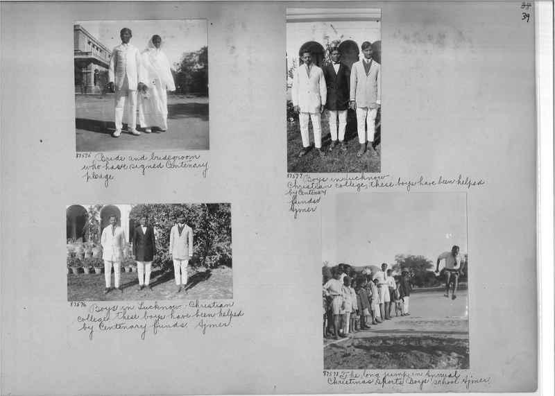 Mission Photograph Album - India #10 Page 0039