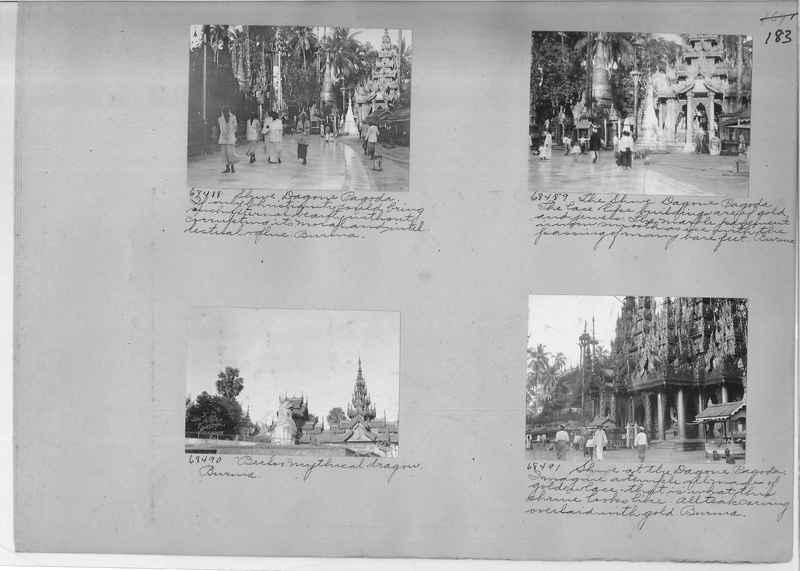 Mission Photograph Album - Burma #1 page 0183