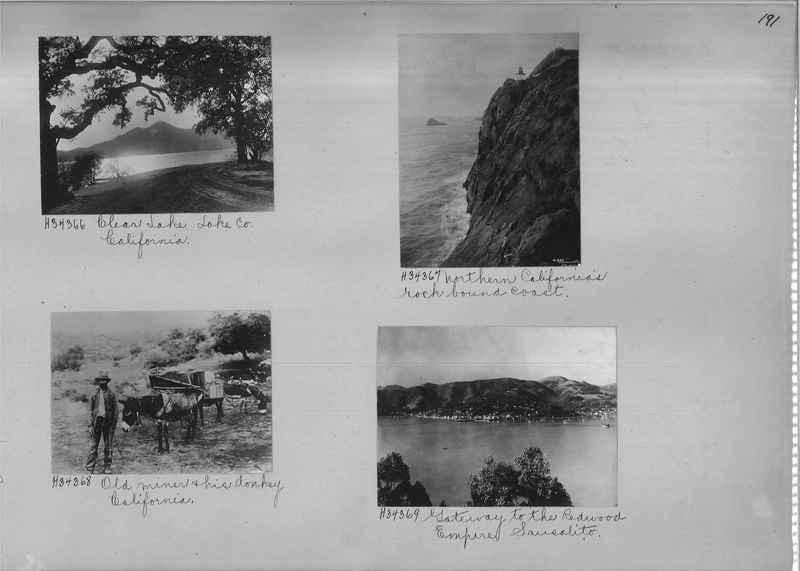 Mission Photograph Album - Rural #06 Page_0191