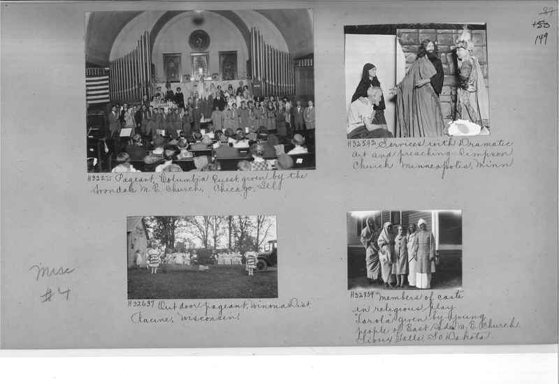 Mission Photograph Album - Miscellaneous #04 Page_0149