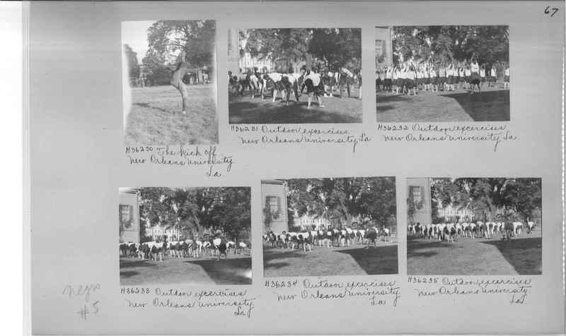 Mission Photograph Album - Negro #5 page 0067