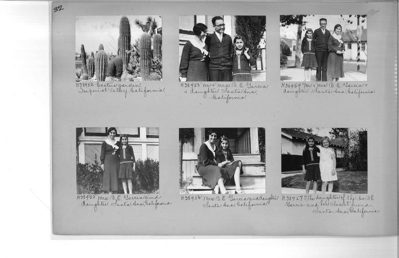 Mission Photograph Album - Latin America #2 page 0032