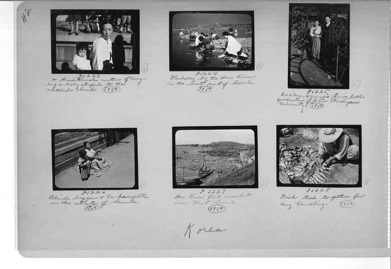 Mission Photograph Album - Korea #6 page 0042