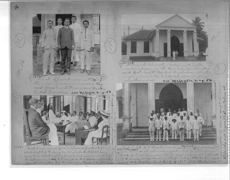 Mission Photograph Album - Malaysia O.P. #1 page 0016