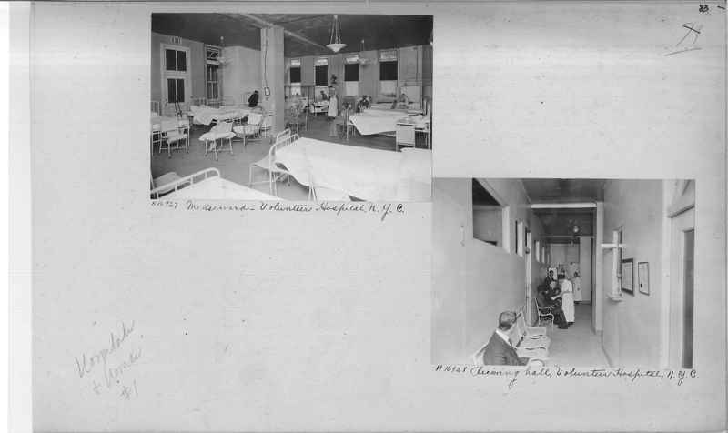 Mission Photograph Album - Hospitals and Homes #1 page 0083