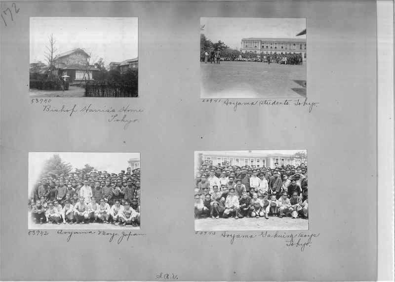 Mission Photograph Album - Japan #04 Page 0172