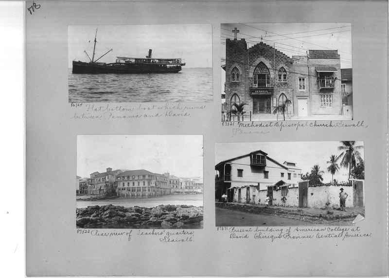 Mission Photograph Album - Panama #04 page 0178