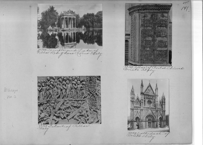 Mission Photograph Album - Europe #02 Page 0141