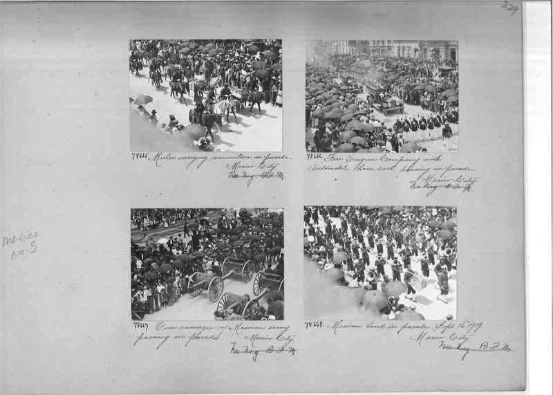 Mission Photograph Album - Mexico #05 page 0229