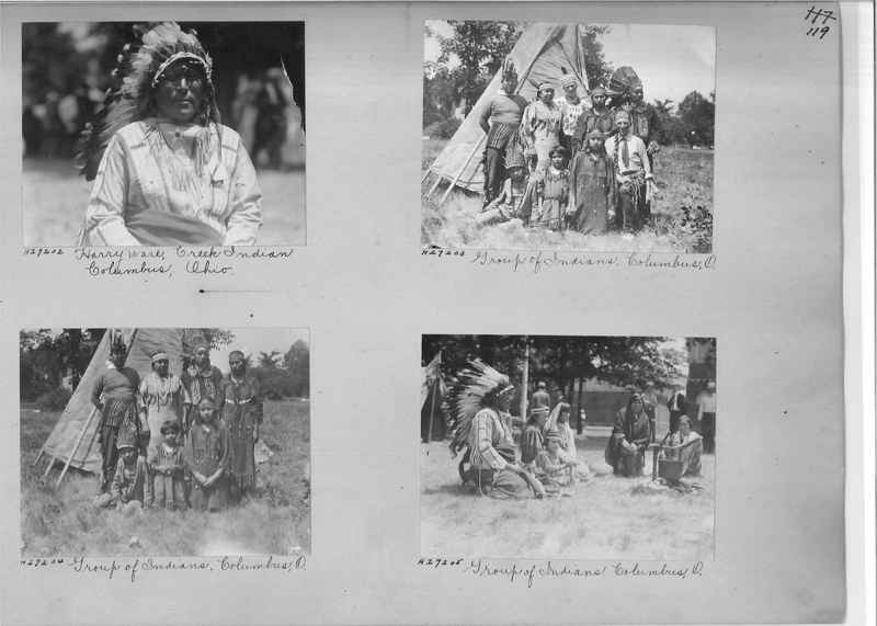 Mission Photograph Album - Indians #2 page_0119