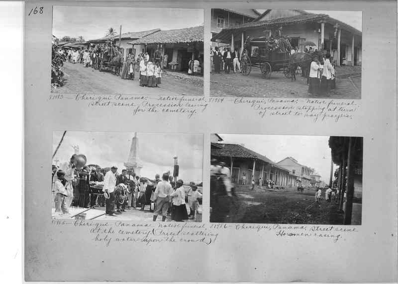 Mission Photograph Album - Panama #04 page 0168