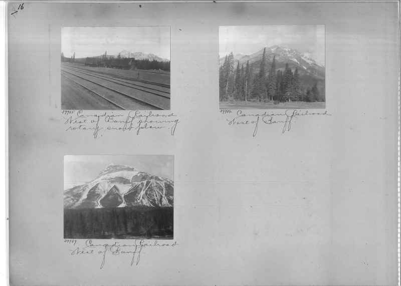 Mission Photograph Album - Miscellaneous #02 Page 0016