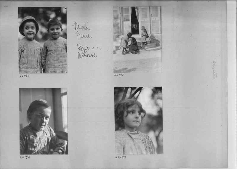 Mission Photograph Album - Europe #05 Page 0046