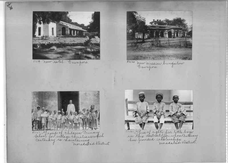 Mission Photograph Album - India #10 Page 0036