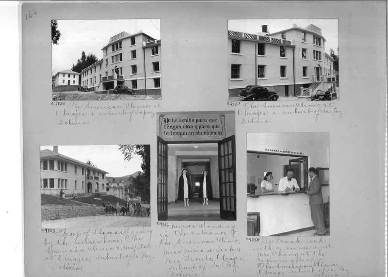 Misson Photograph Album - South America #8 page 0166