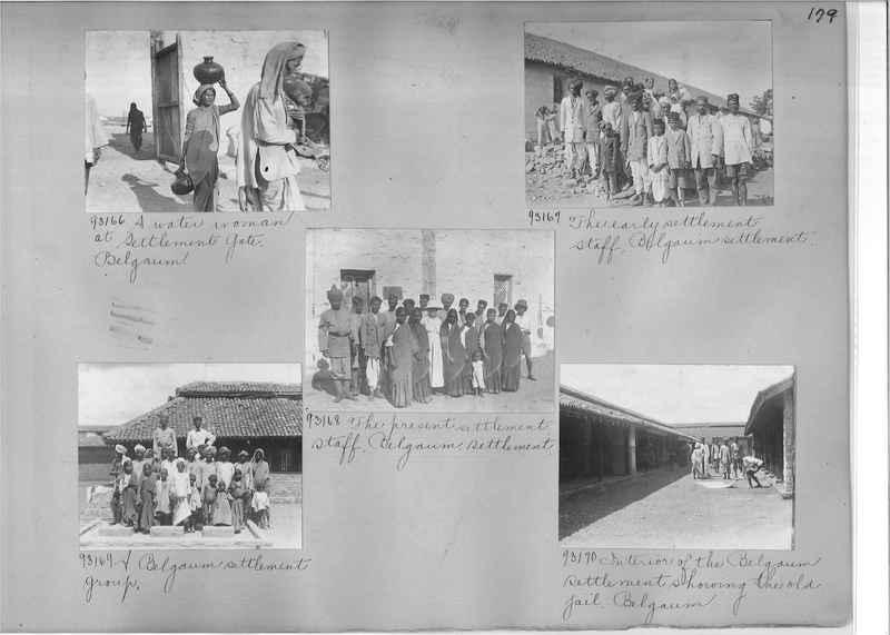 Mission Photograph Album - India #10 Page 0179