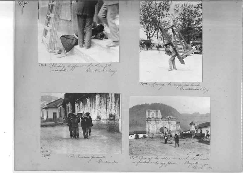 Mission Photograph Album - Panama #04 page 0084