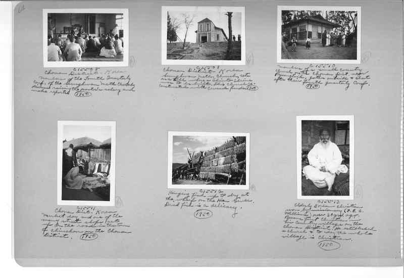 Mission Photograph Album - Korea #6 page 0064