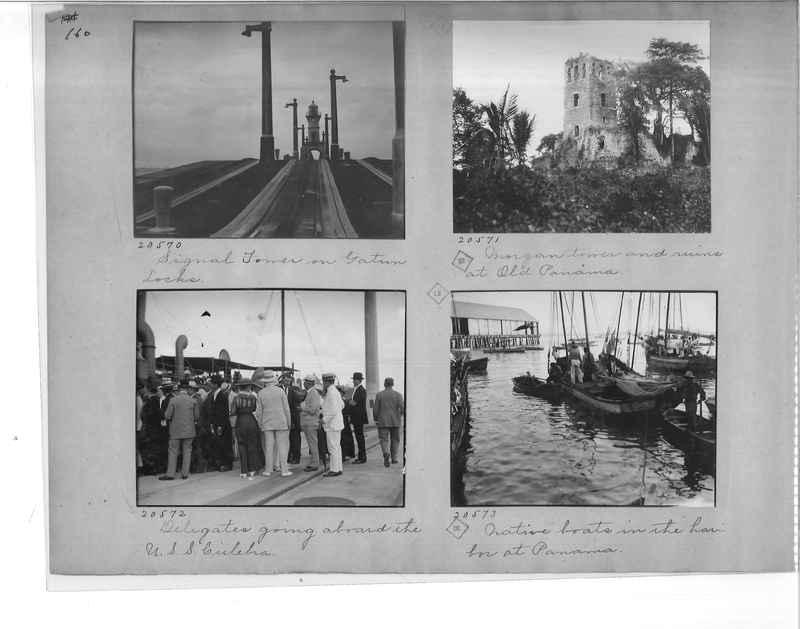 Mission Photograph Album - Panama #1 page  0160