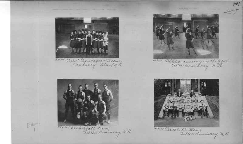 Mission Photograph Album - Education #1 page 0141