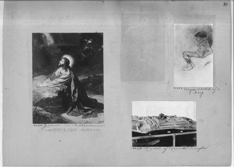 Mission Photograph Album - Miscellaneous #02 Page 0031