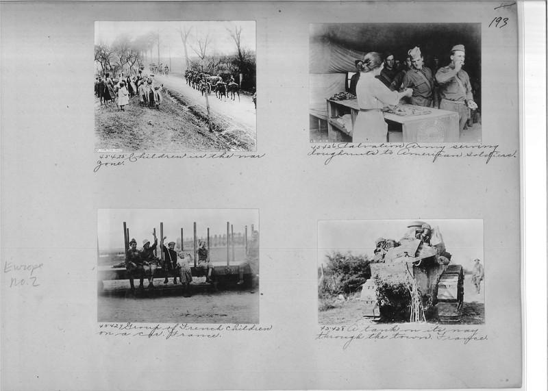 Mission Photograph Album - Europe #02 Page 0193