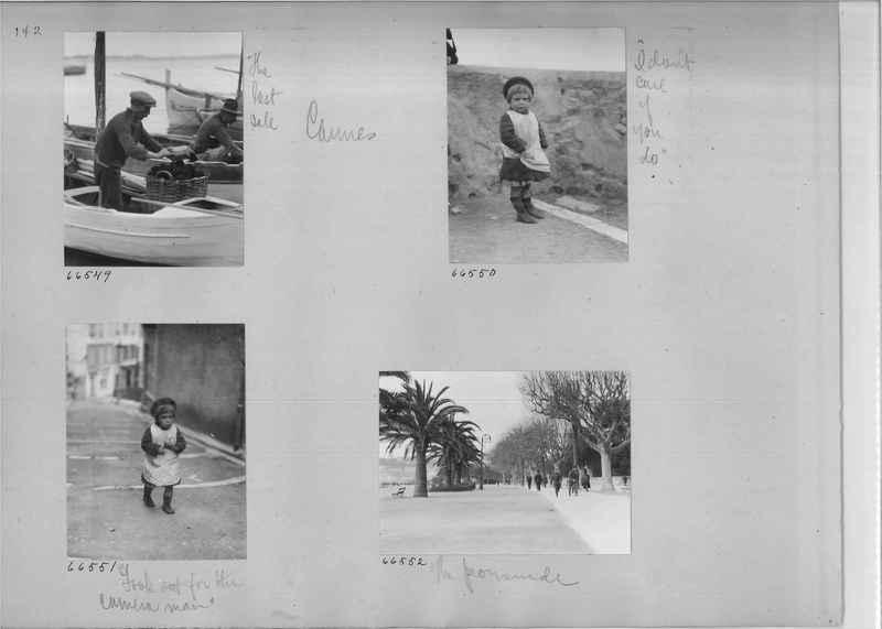 Mission Photograph Album - Europe #05 Page 0142
