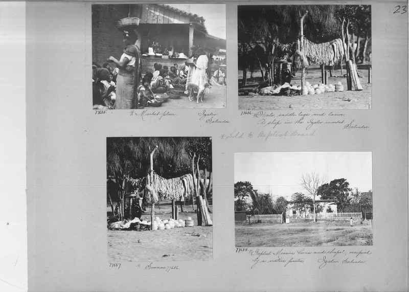 Mission Photograph Album - Panama #04 page 0023