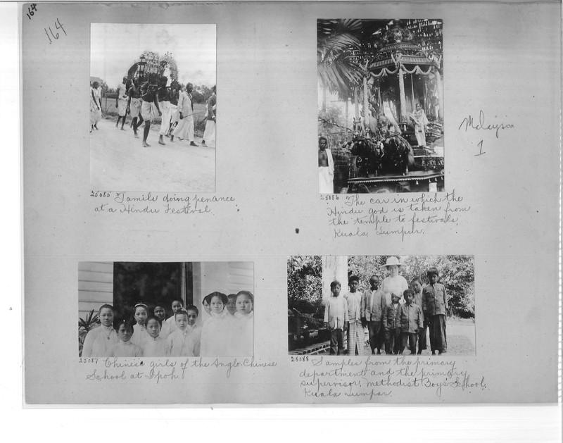 Mission Photograph Album - Malaysia #1 page 0164