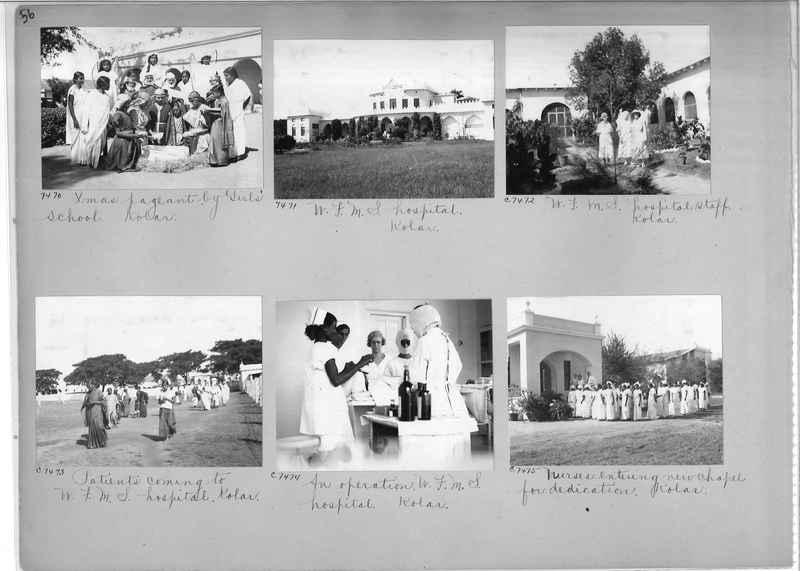 Mission Photograph Album - India #13 Page 0056