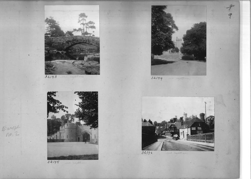 Mission Photograph Album - Europe #02 Page 0009