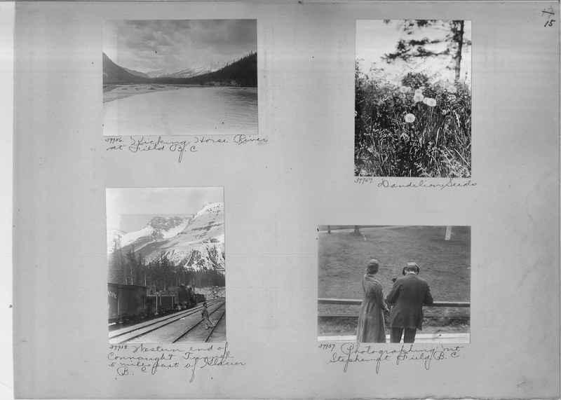 Mission Photograph Album - Miscellaneous #02 Page 0015