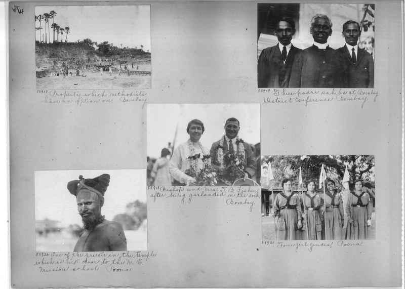 Mission Photograph Album - India #10 Page 0064