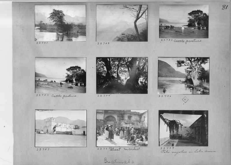Mission Photograph Album - Panama #02 page 0081