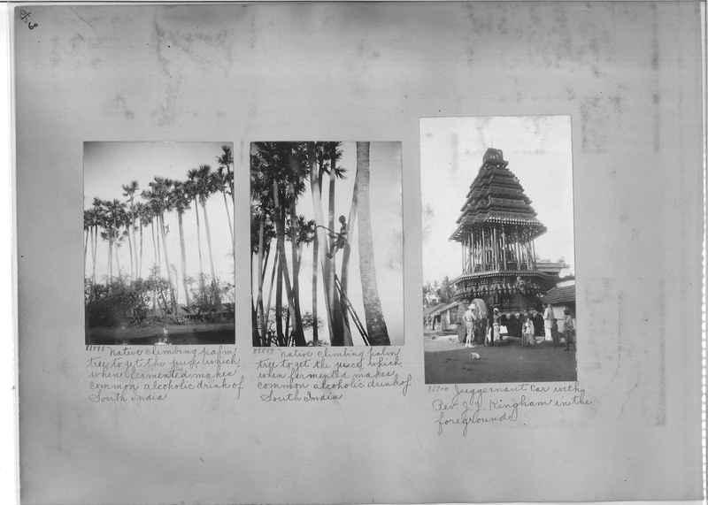 Mission Photograph Album - India #10 Page 0060