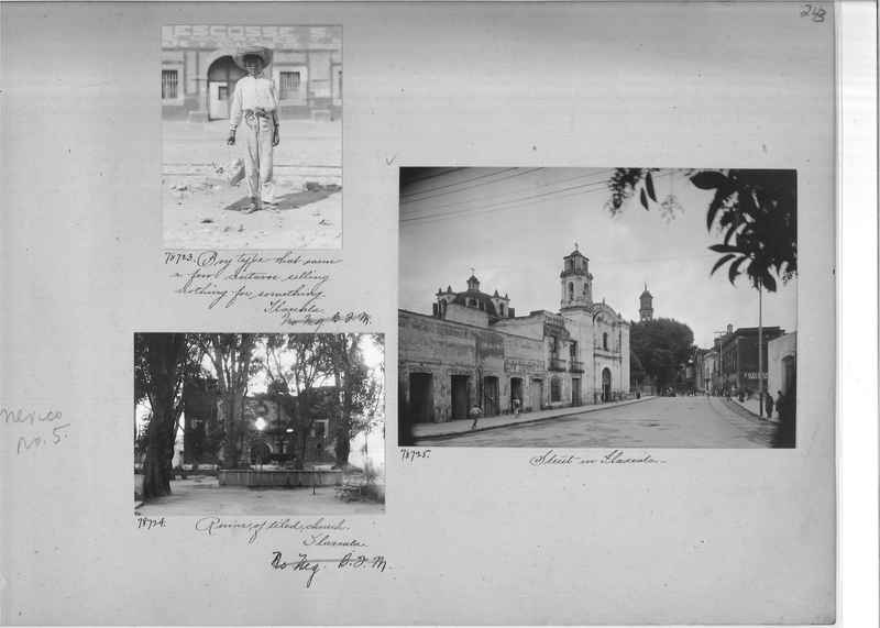 Mission Photograph Album - Mexico #05 page 0143