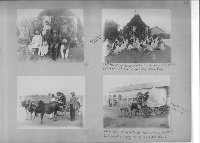 Mission Photograph Album - India - O.P. #02 Page 0135