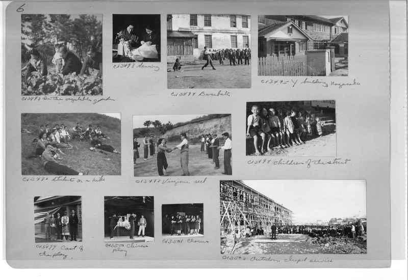 Mission Photograph Album - Japan #07 Page 0006