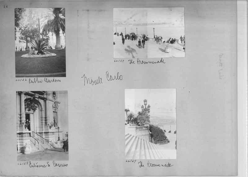 Mission Photograph Album - Europe #05 Page 0028